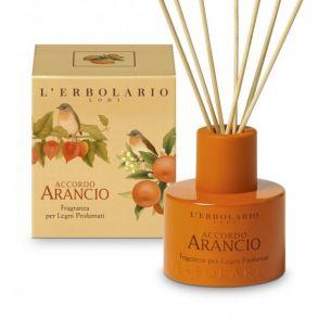 Accordo Arancio Fragranza per legni profumati