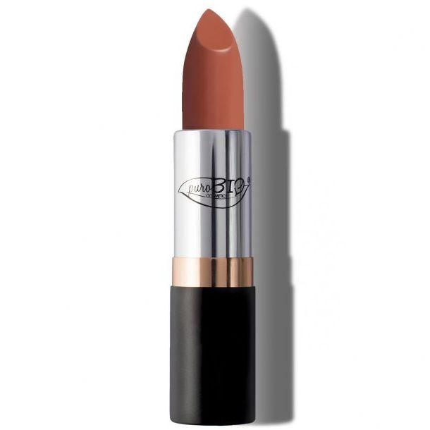 Purobio Lipstick n. 01 – Pesca Chiaro
