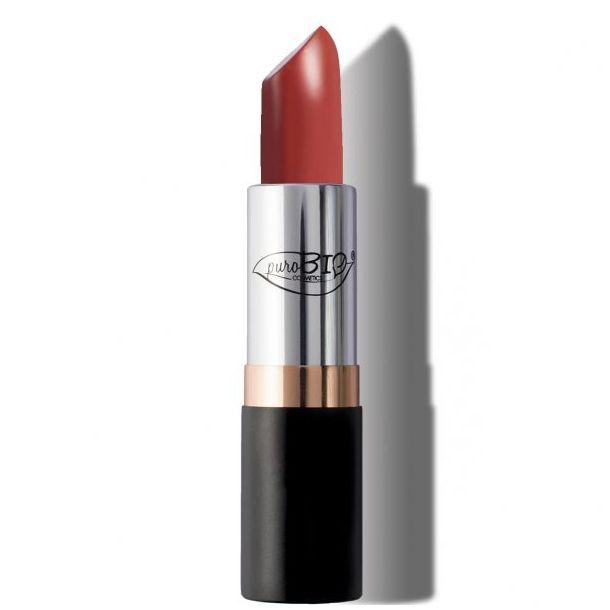 Purobio Lipstick n. 06 – Arancio Bruciato