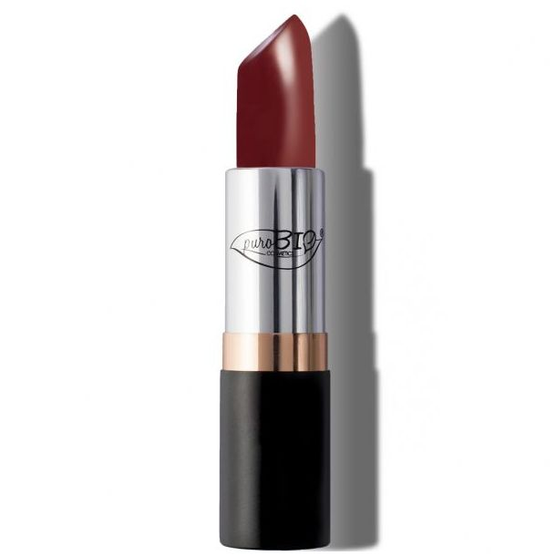 Purobio Lipstick n. 08 – Rosso Porpora