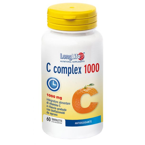 Longlife C complex 1000 t/r