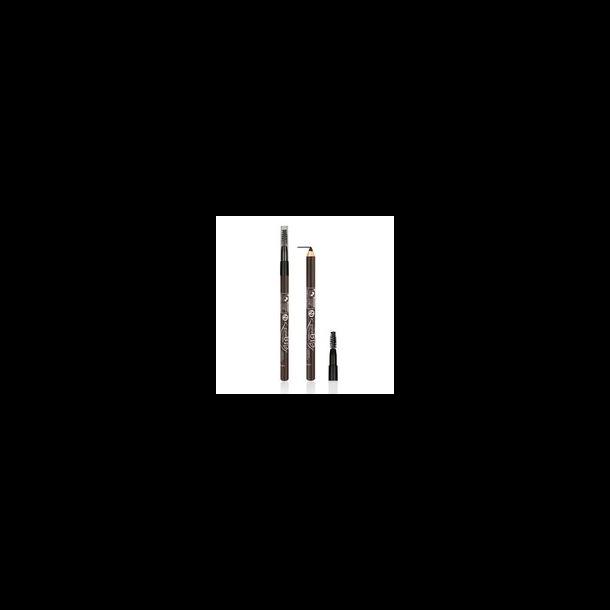 PuroBio Matita Sopraccigliare con Scovolino n°28 (tonalità scure)
