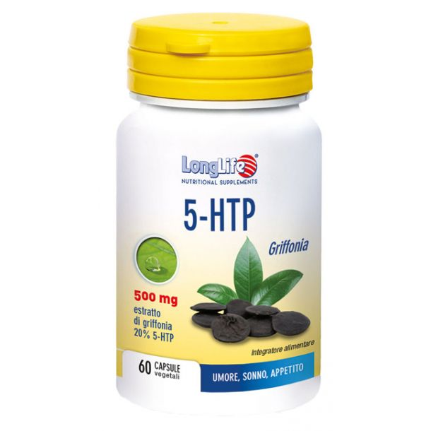Longlife 5-idrossitriptofano (5 HTP)