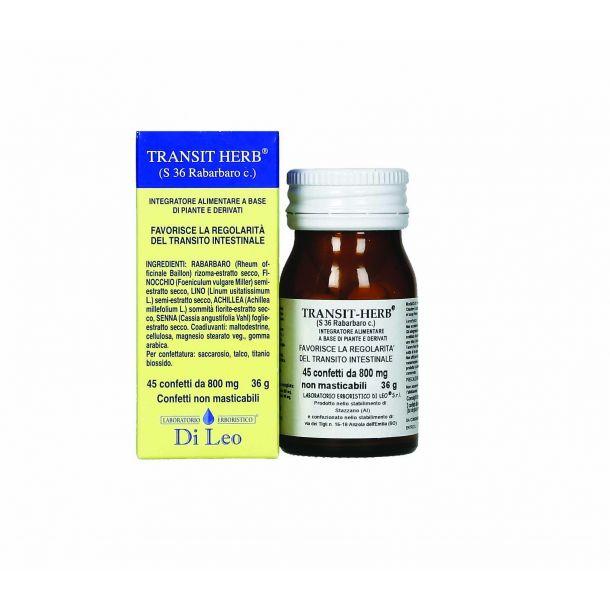 Transit-Herb (Rabarbaro composto S36) Di Leo
