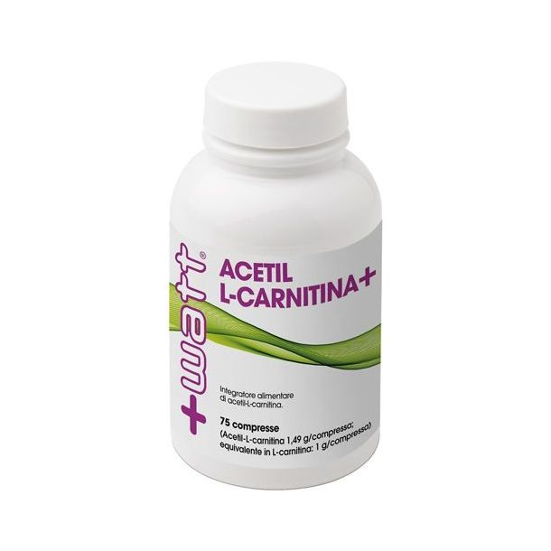 Acetil L-Carnitina 75 cpr
