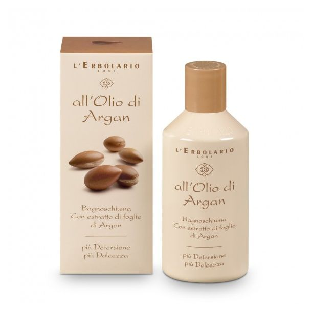 All' Olio di Argan Bagnoschiuma 250 ml
