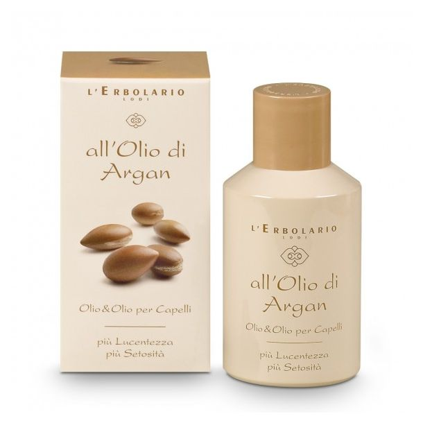 All' Olio di Argan Olio&Olio per capelli 100 ml