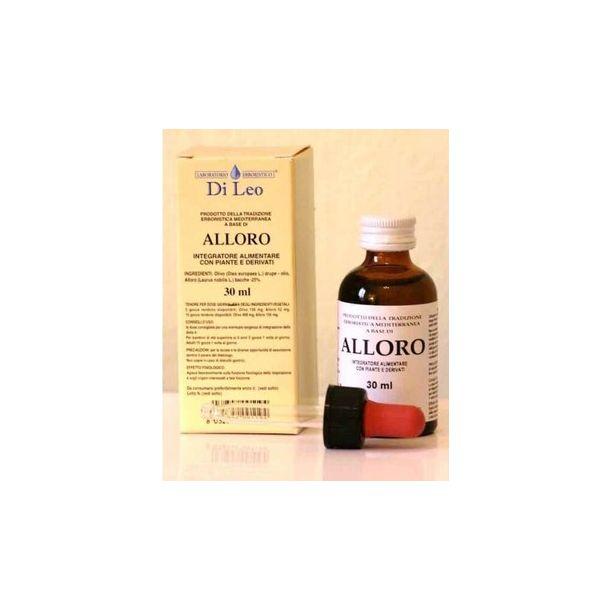 Alloro (OLEOLITO bacche di ALLORO) 30 ml Di Leo
