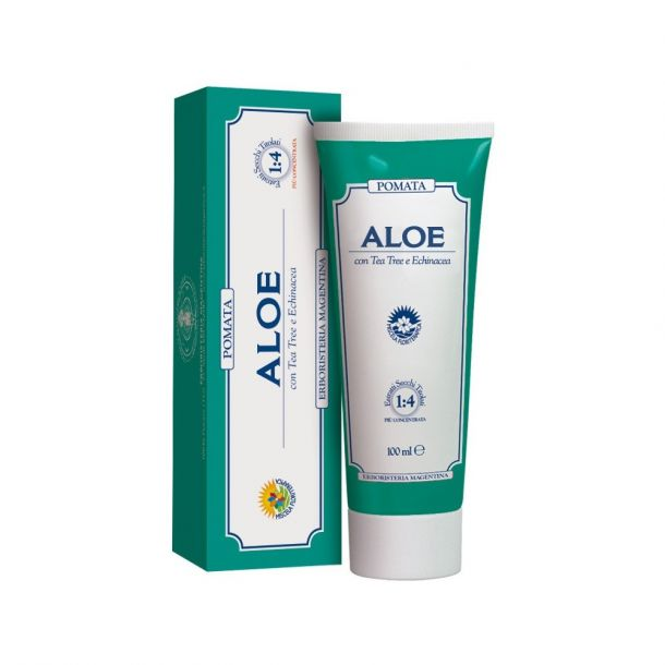 Aloe Pomata 100 ml