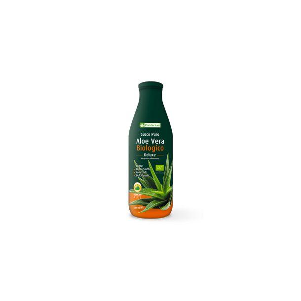Aloe Vera deluxe biologico Plantarium (1000 ml) Cabassi&Giuriati