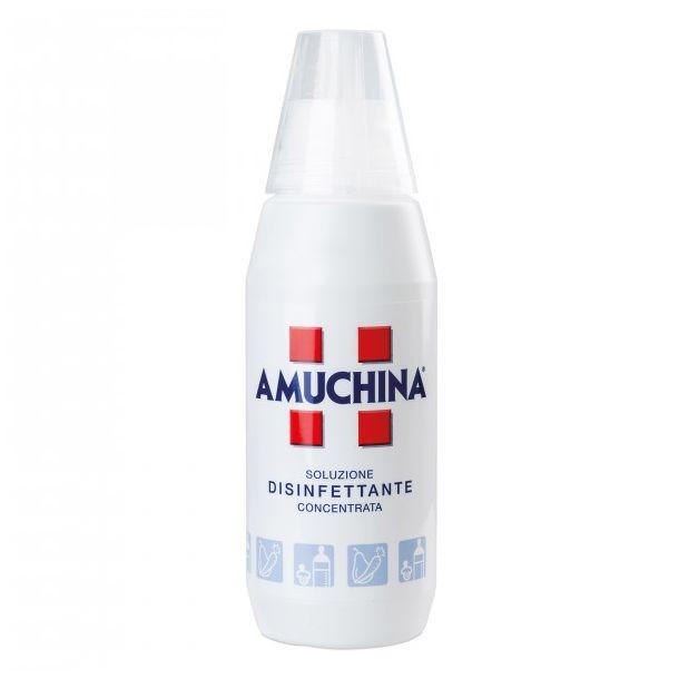 AMUCHINA 100% SOLUZIONE DISINFETTANTE CONCENTRATA 250 ML