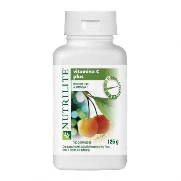 NUTRILITE Vitamina C Plus 180 compresse