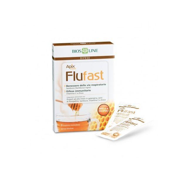 Apix Flufast (gusto miele-arancia)