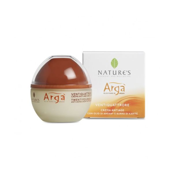 Argà Crema Ventiquattrore Antiage 50 ml