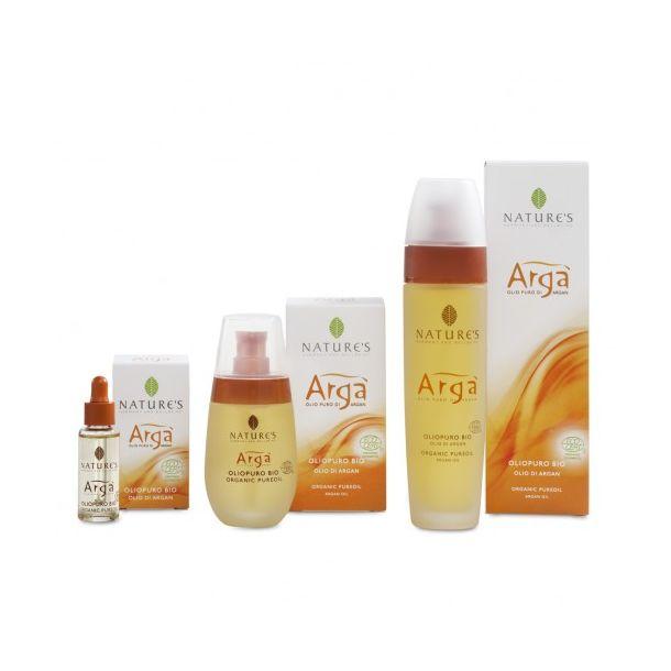 Argà Olio Puro di Argan Bio certificato Ecocert GreenLife 50 ml