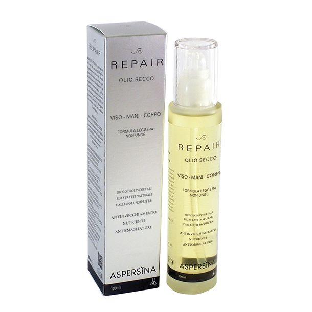 Aspersina Repair olio secco