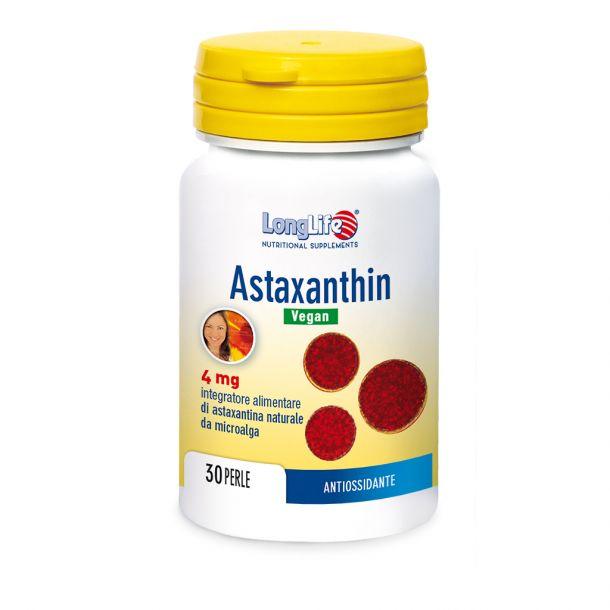 Astaxanthin Vegan4mg