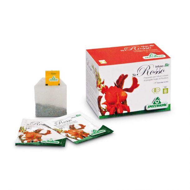 Tè Rosso filtri