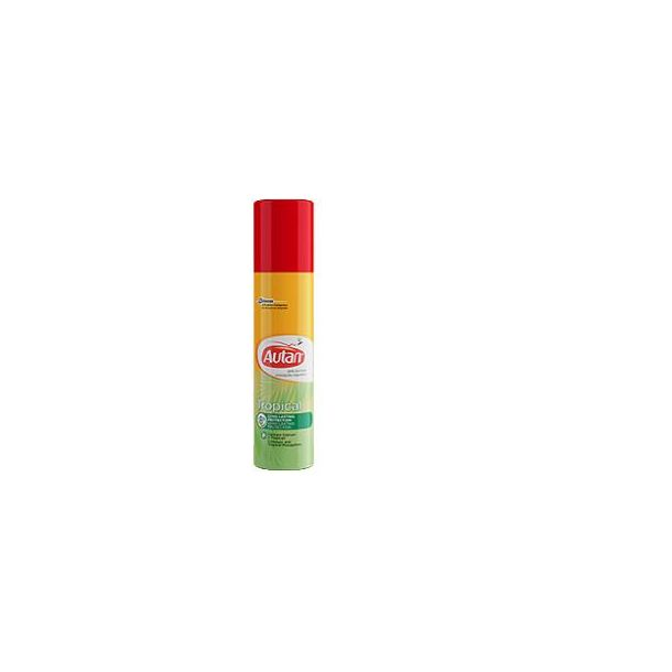 Autan Tropical spray