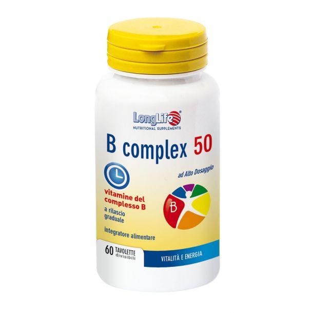 B complex 50 t/r