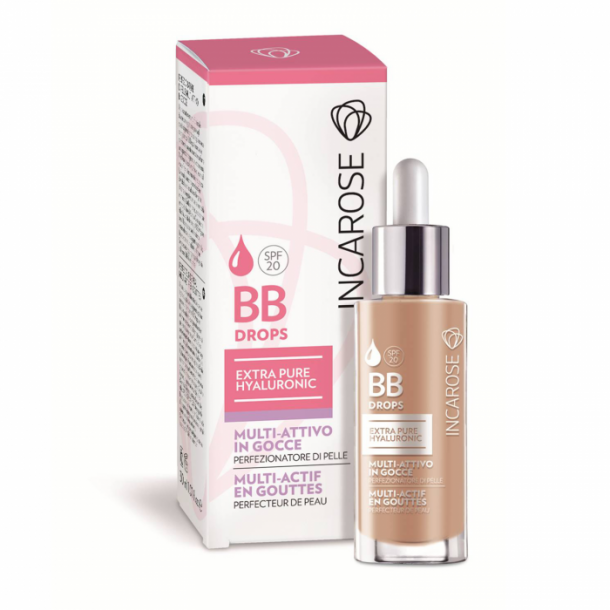 Extra Pure Hyaluronic BB Drops-30 ml (light)