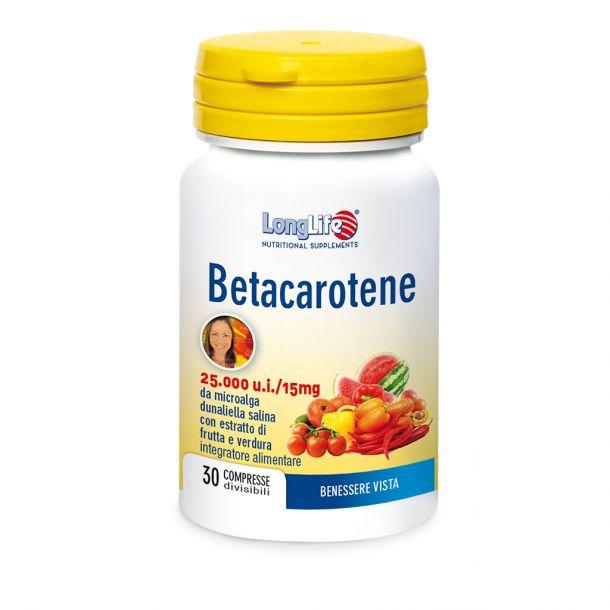Betacarotene 25.00015mg