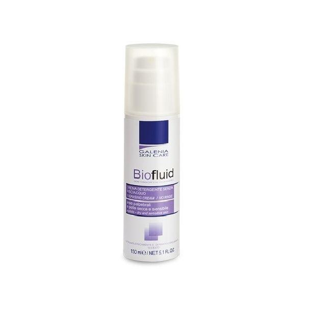 Biofluid (crema detergente ad elevata tollerabilità per viso ed aree delicate)