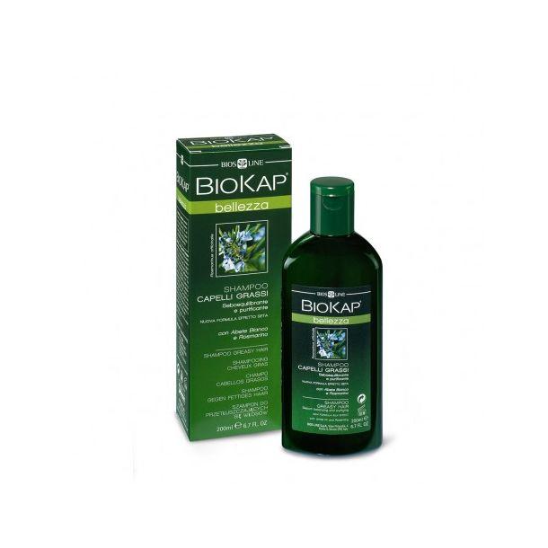 BioKap Shampoo Capelli Grassi