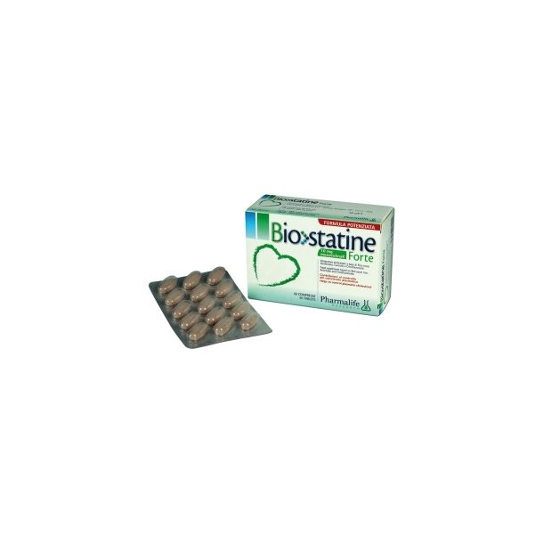 Biostatine Forte Pharmalife Research 60 compresse