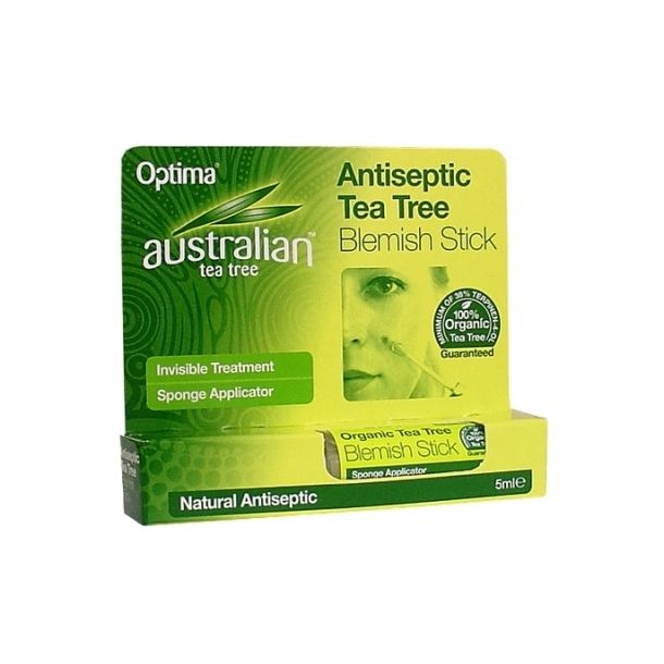 Optima Naturals Australian Tea Tree Stick Purificante imperfezioni Viso