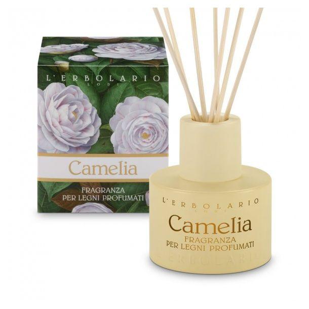 Camelia Fragranza per Legni Profumati 125 ml