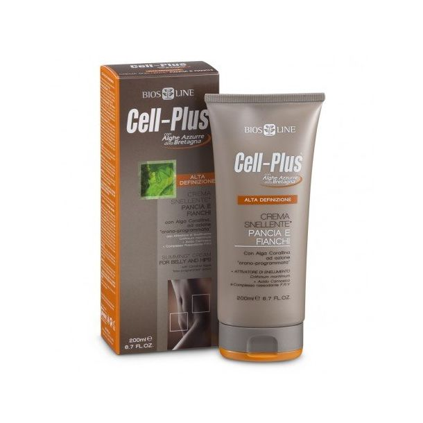 Cell Plus Crema Snellente Pancia e Fianchi