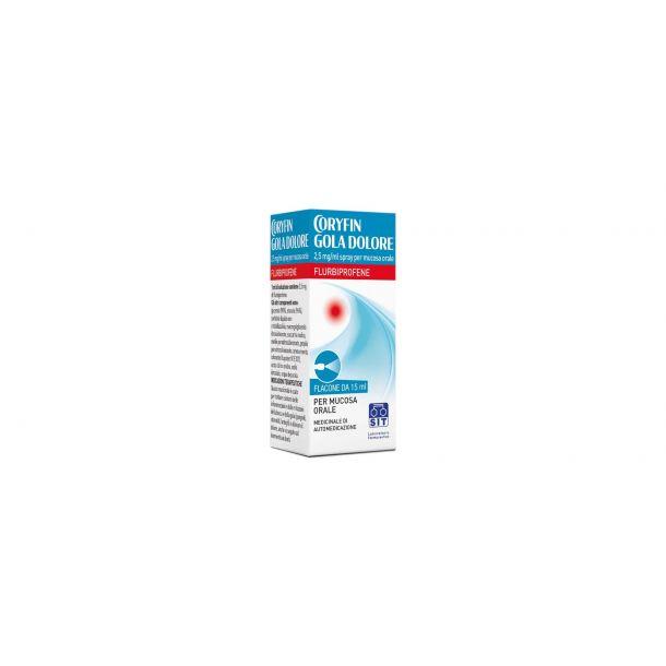 Coryfin Gola Dolore spray 15ml