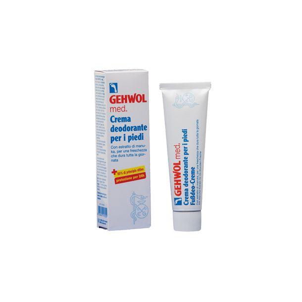 GEHWOL crema deodorante per i piedi
