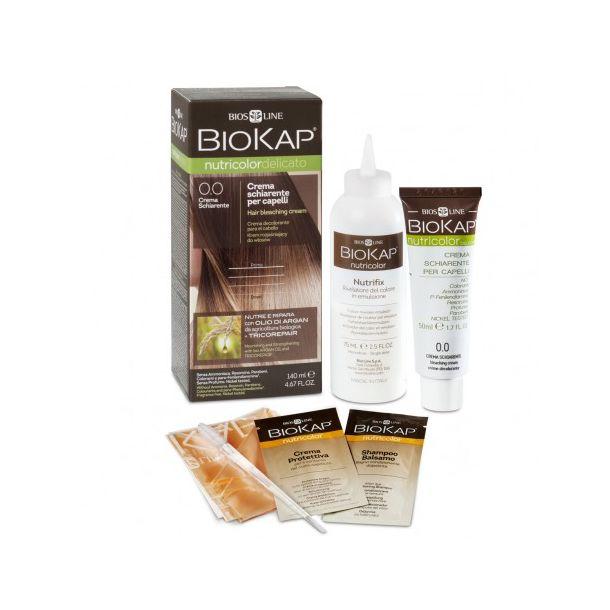 BioKap Nutricolor Crema Schiarente (codice colore: 0.0)