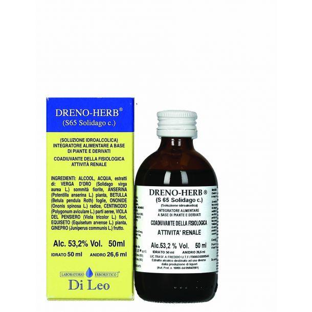 Dreno Herb (S65 Solidago composta) Di Leo