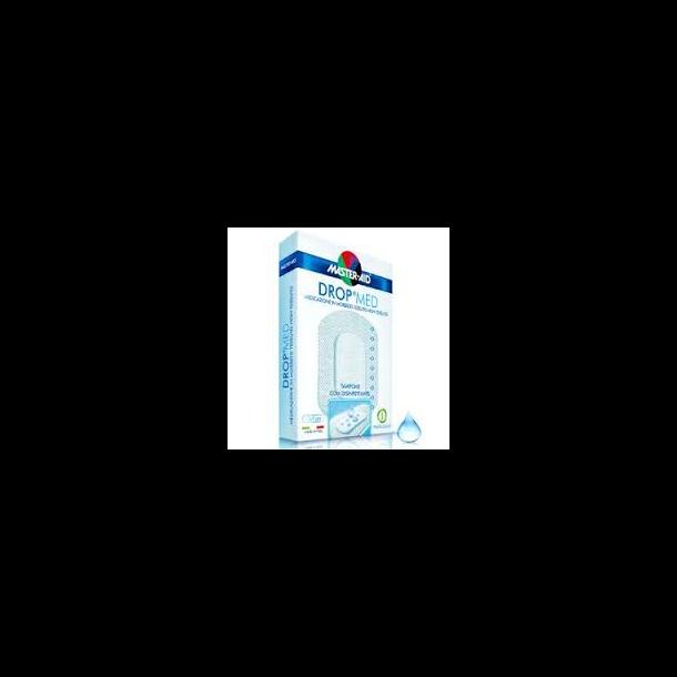 Master Aid Drop Med (10X12 cm) 5pz