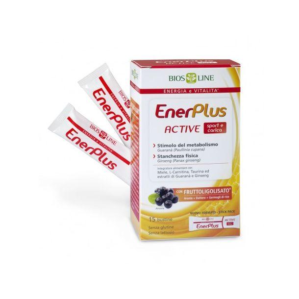 EnerPlus Active (Sport e Carica)