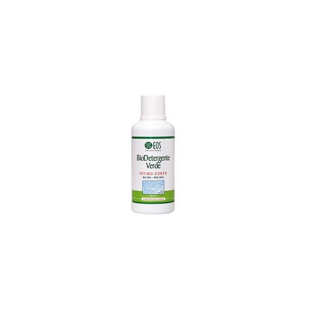 BioDetergente Verde (INTIMO - CORPO)