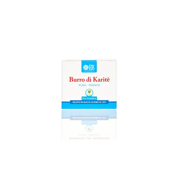 Burro di Karitè pronto  (100 ml)