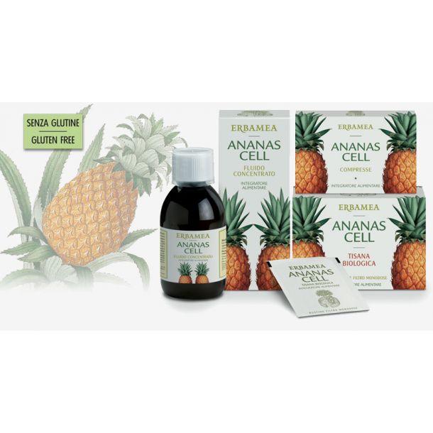 Ananas Cell - Fluido concentrato