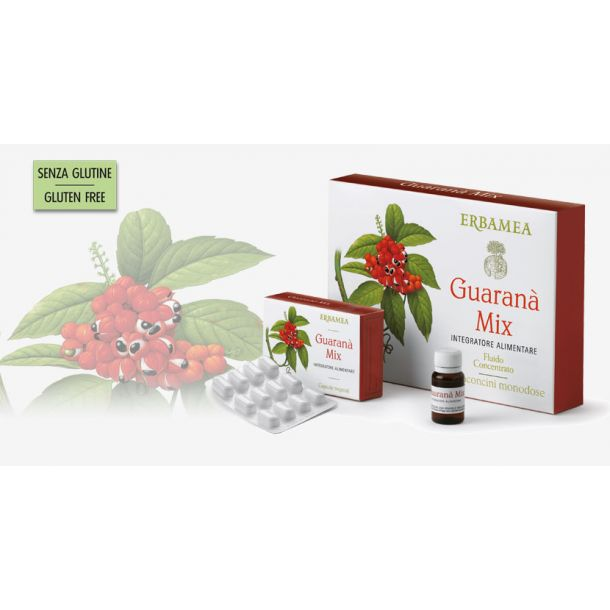 Guaranà Mix - Flaconcini monodose