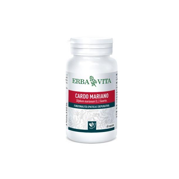 Cardo Mariano  60 Capsule 500 mg