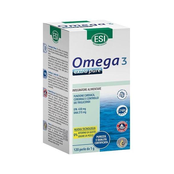OMEGA 3 EXTRA PURE 120 PERLE