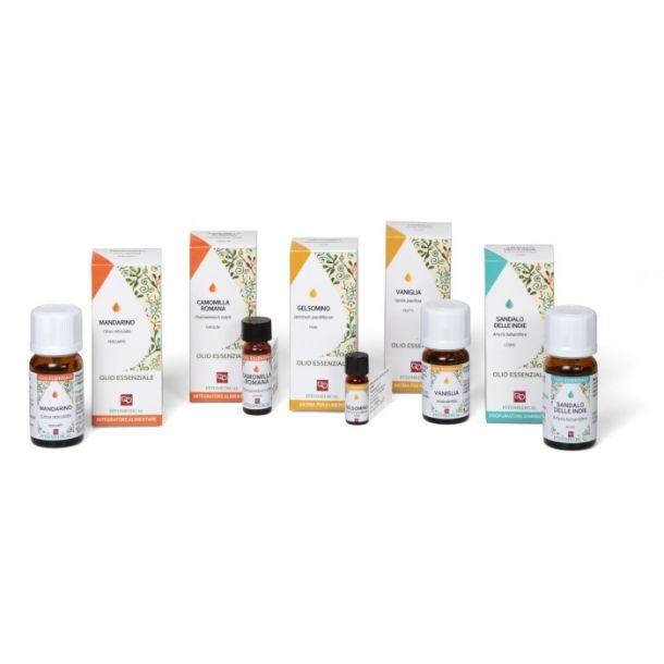 Fitomedical Citronella parti aeree (olio essenziale)