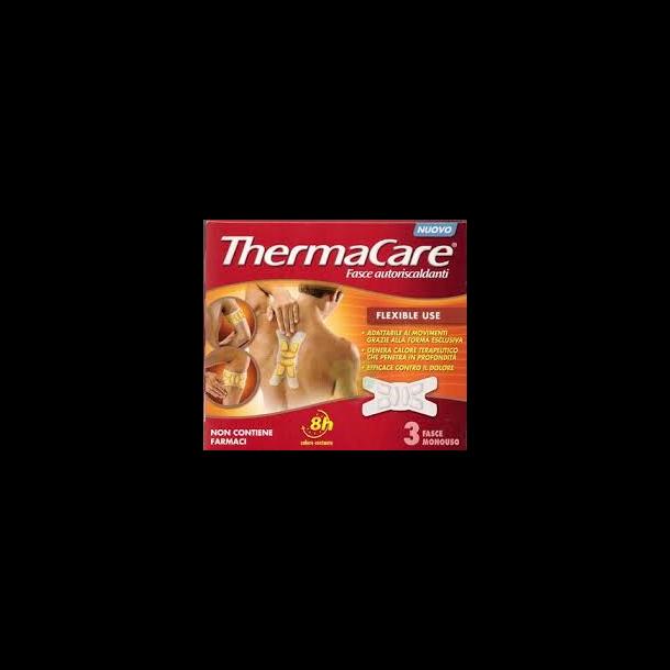 ThermaCare Fasce autoriscaldanti FLEXIBLE USE (3 fasce)