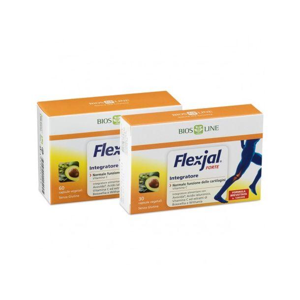 Flex-jal Forte Integratore (60 compresse)