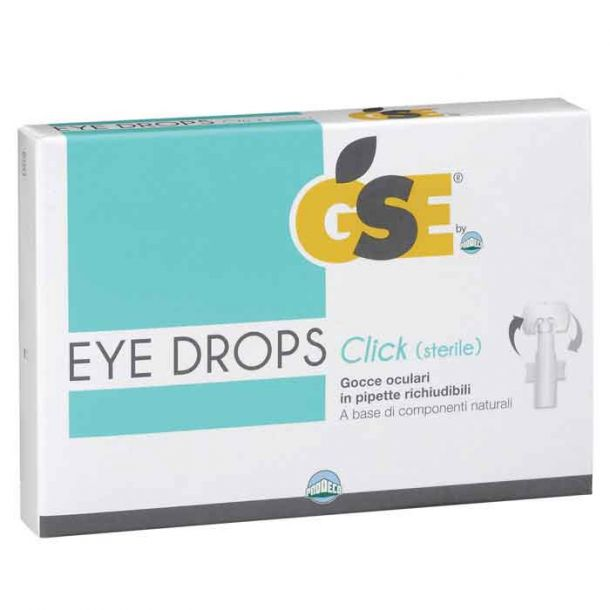 GSE Eye Drops (10 pipette richiudibili da 10 ml)