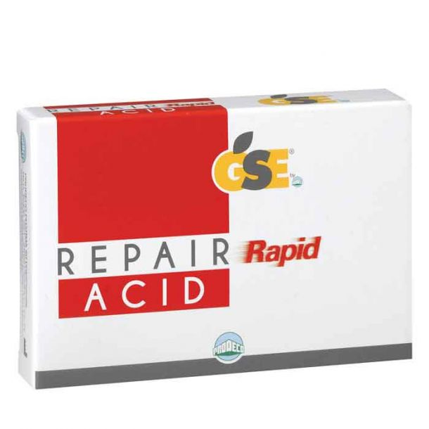 GSE Repair Rapid Acid (36 compresse)