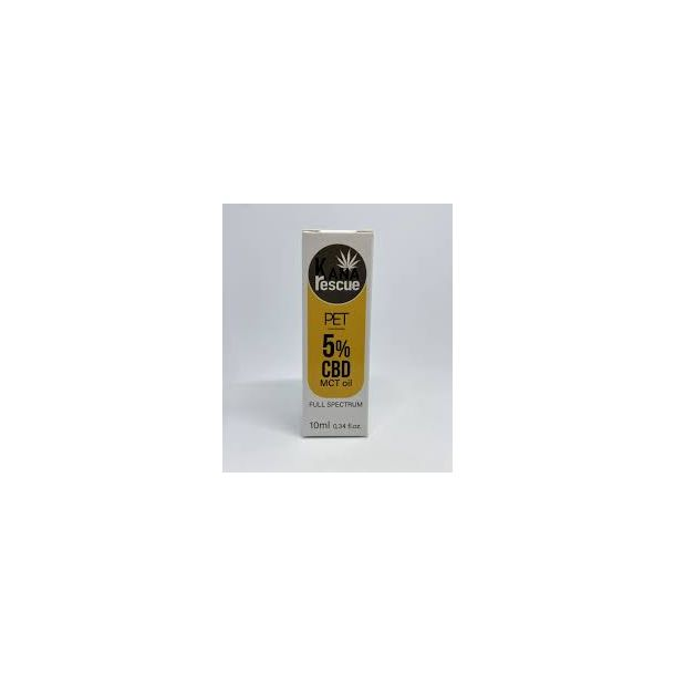 KanaRescue gocce CBD 5% -10 ml